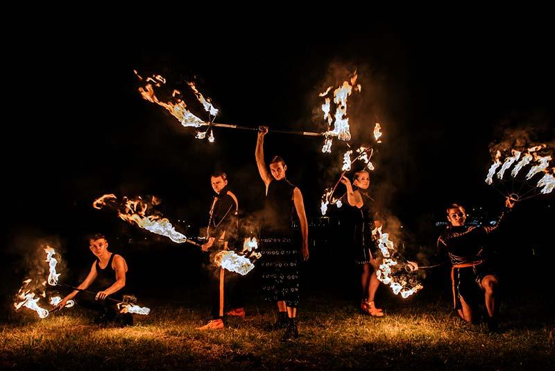 Insomnia Fireshow