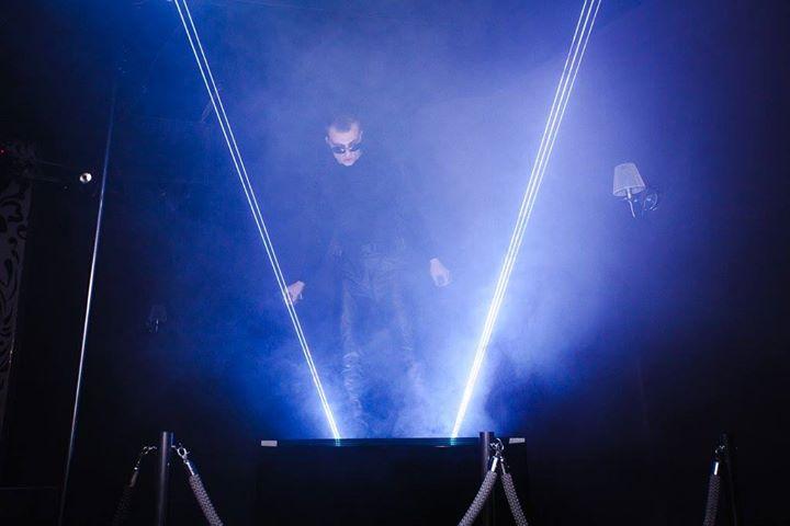 Laserman show na WOŚP